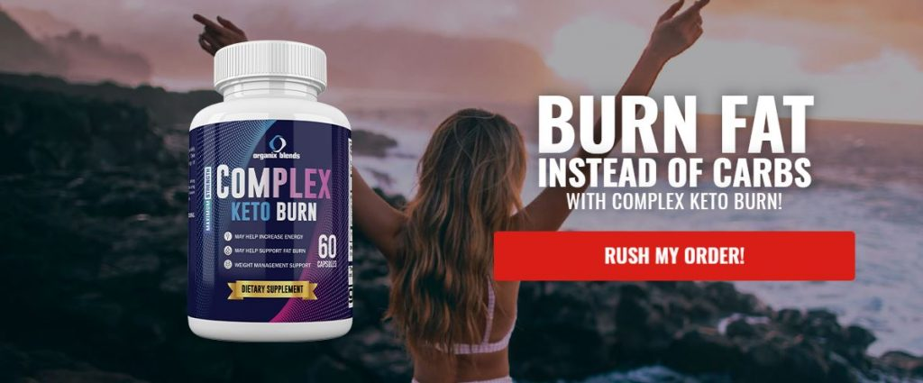 Buy Complex Keto Burn