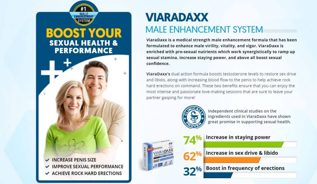 ViaraDaxx Male Enhancement