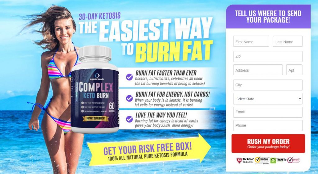 complex keto burn reviews