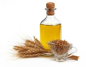 Wheat Germ Oil reduce double chin